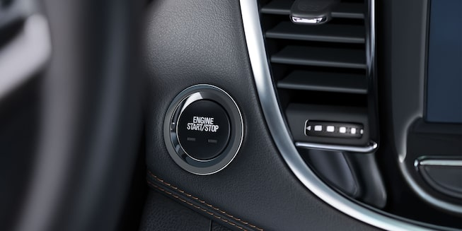 2019 Trax Ignition Button