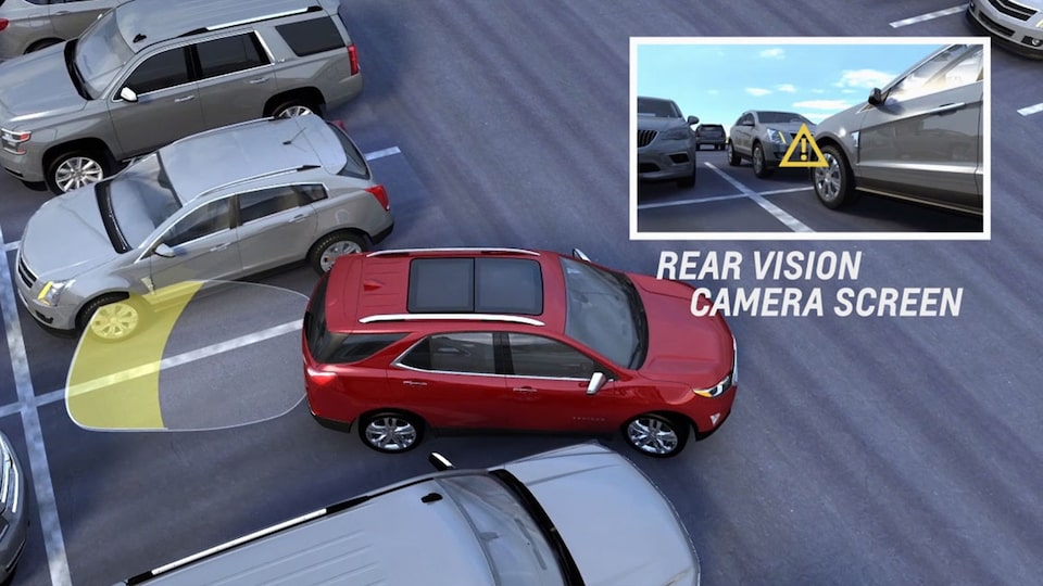 Chevrolet Park Assist
