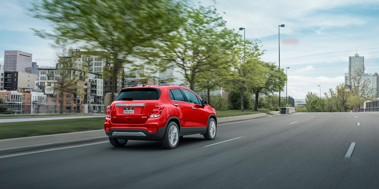 2019 Trax in Red