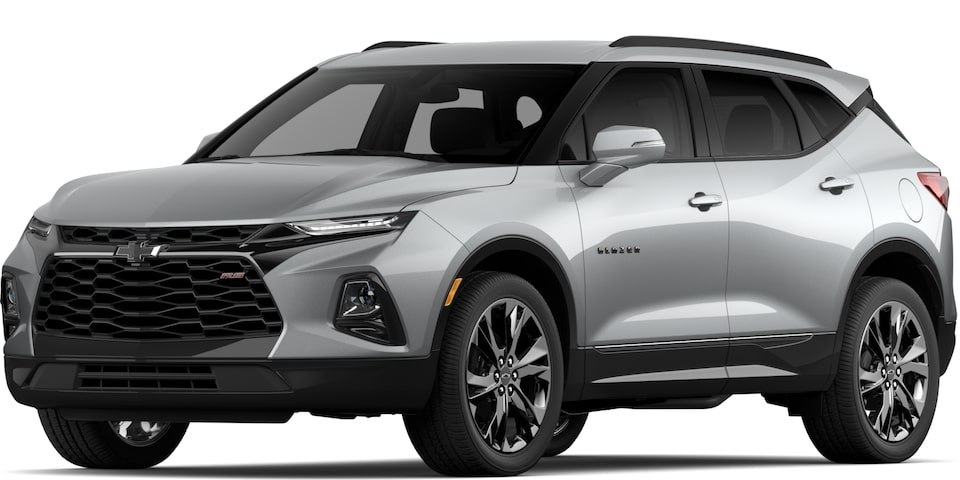2020 All-New Blazer Sporty SUV: RS front view