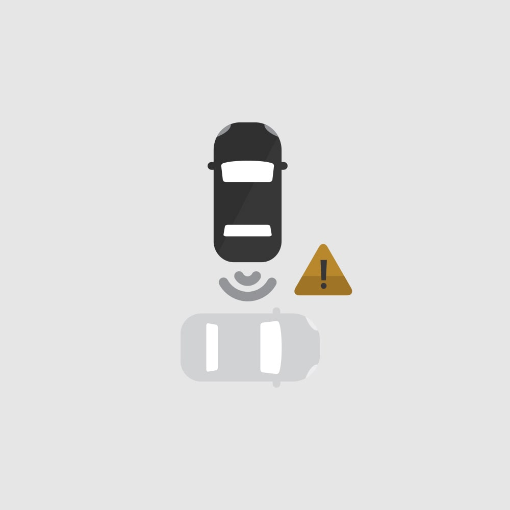 CHEVROLET SAFETY: REAR CROSS TRAFFIC ALERT