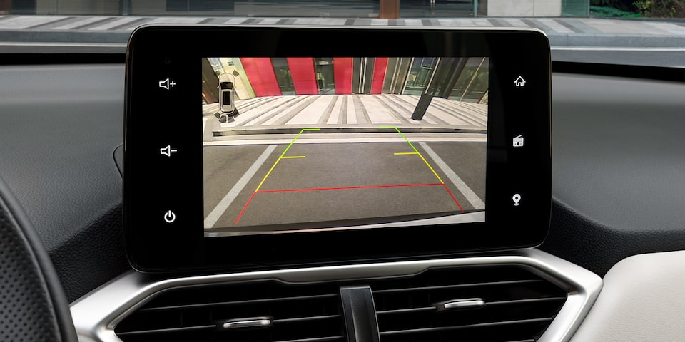 Captiva SUV Crossover Rear Vision Camera