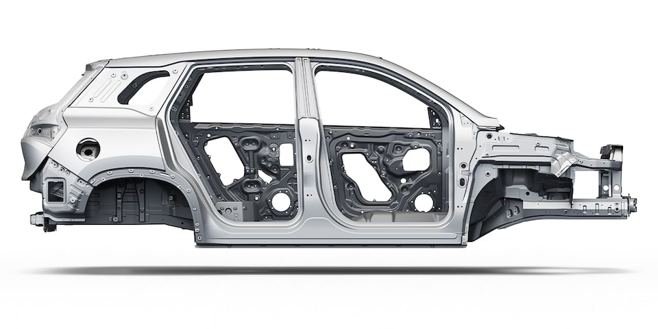 Captiva SUV Crossover Safety Cage