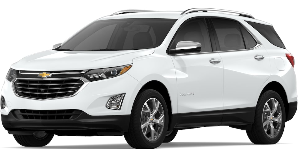 2019 Equinox in Summit White