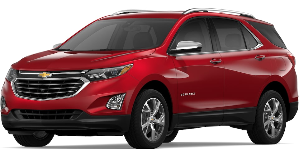 2019 Equinox in Cajun Red Tintcoat