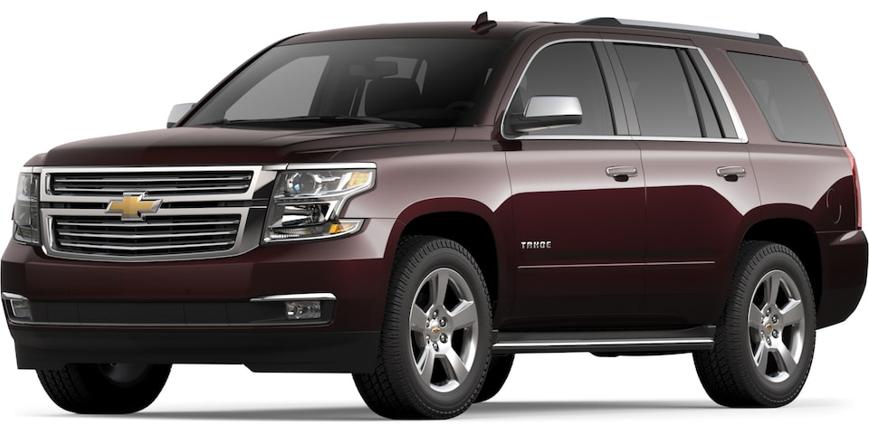 2020 Tahoe in Rowan Metallic