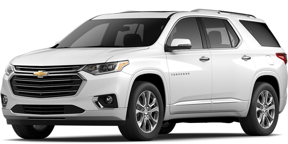 2020 Traverse in Iridescent Pearl Tricoat