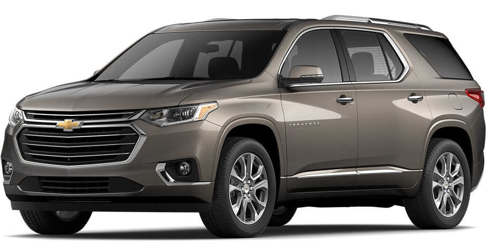 2020 Traverse in Stone Gray Metallic