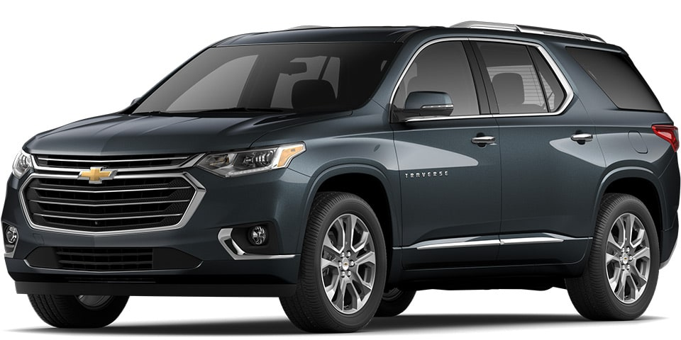 2020 Traverse in Graphite Metallic