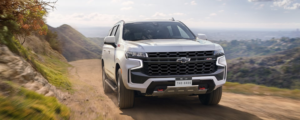 2021 Tahoe Performance - Z71