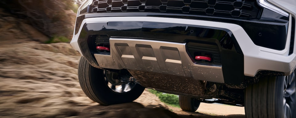 2021 Tahoe Z71 Front Grille