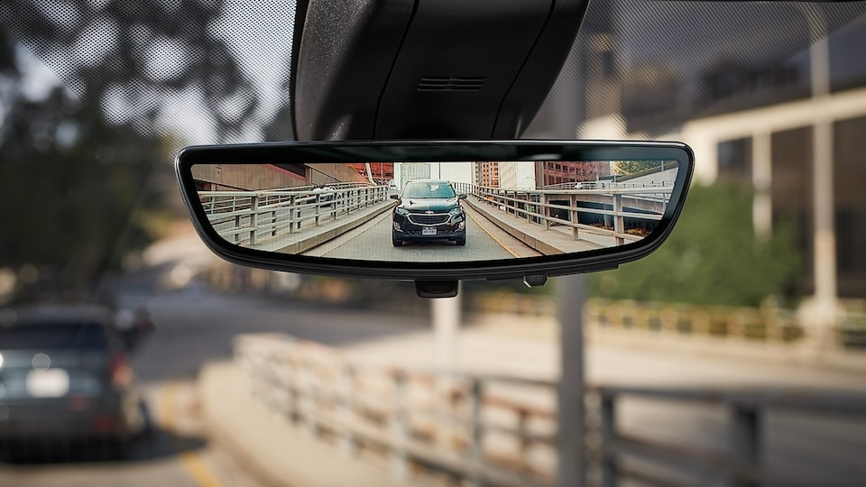 2021 Tahoe Rear Camera Mirror