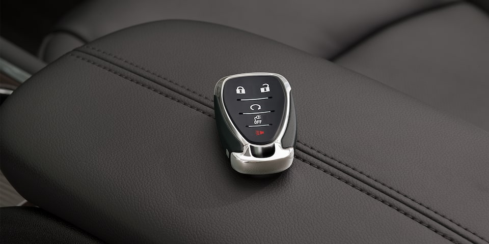 2019 Bolt EV Electric Car Technology: key fob