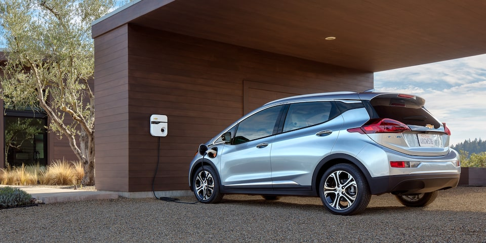 bolt ev, get plugged in