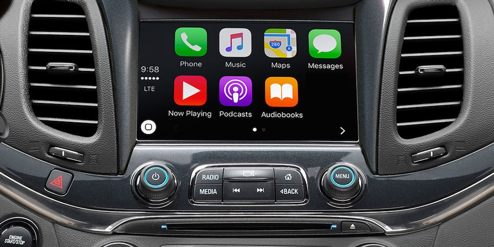 Chevrolet Infotainment