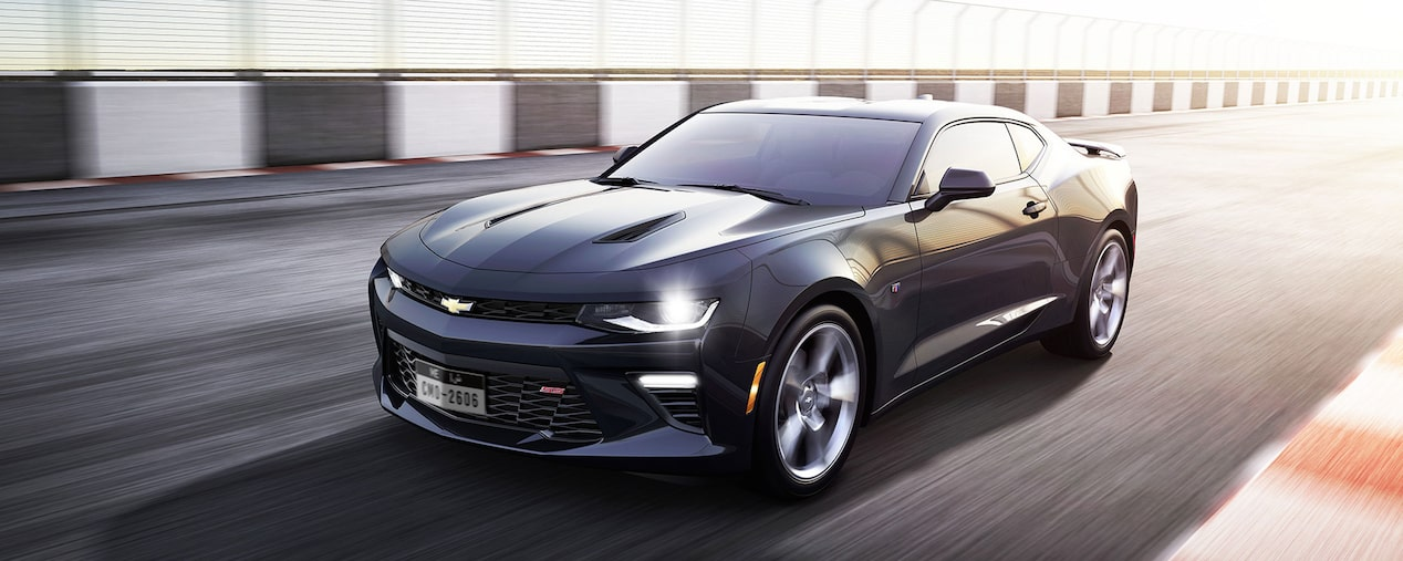 2018 Camaro Coupe SS Front View
