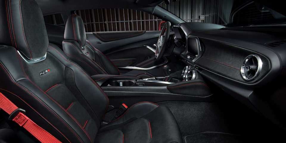 2019 Camaro ZL1  Interior View