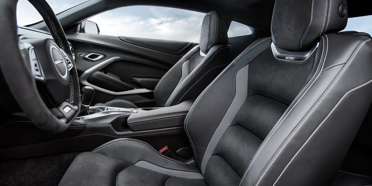2019 Camaro Interior Shot 2