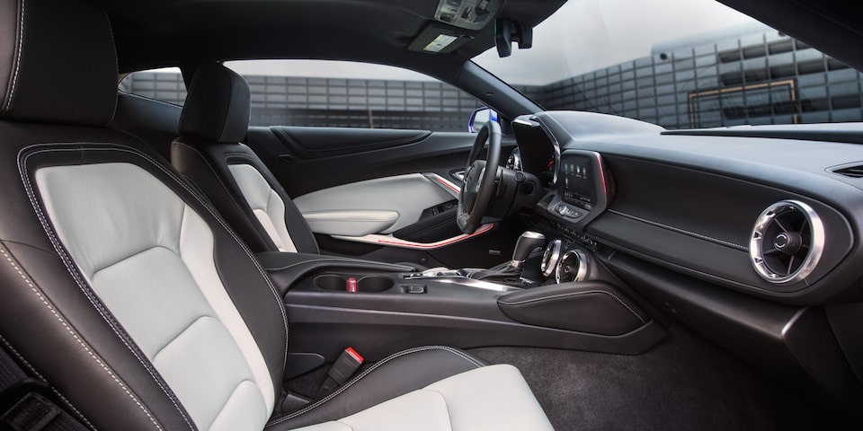 2019 Camaro Interior Shot 1