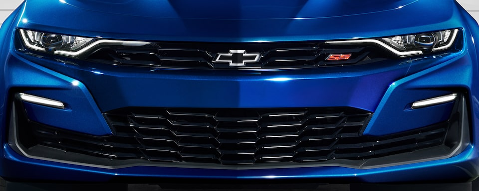 2020 Camaro Exterior Shot: Top View