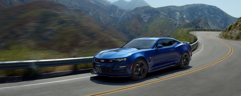 2020 Chevrolet Camaro Sports Car