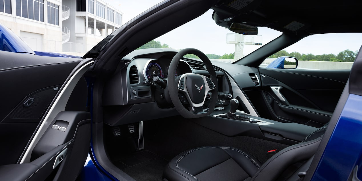 2019 Corvette Grand Sport Sports Car Design: interior