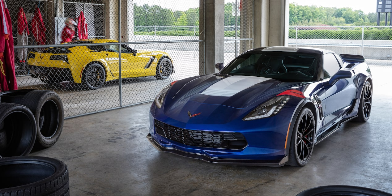 2019 Corvette Grand Sport Sports Car Safety