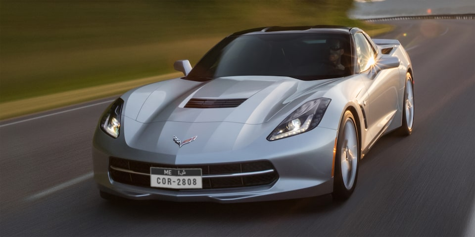 2019 Corvette Stingray Sports Car Safety