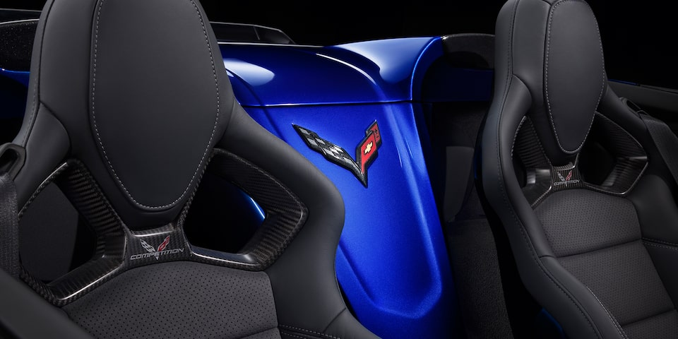 2019 Corvette Z06 Super Car Design: seats