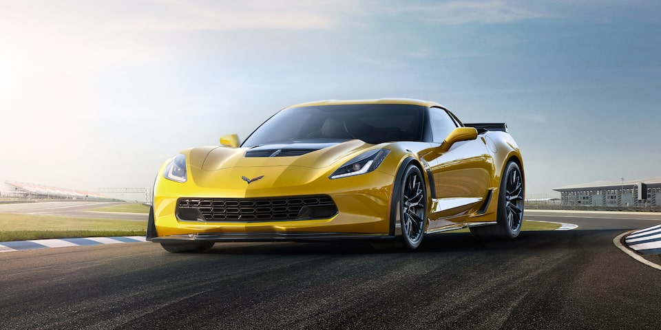 2019 Corvette Z06 Super Car Design: front