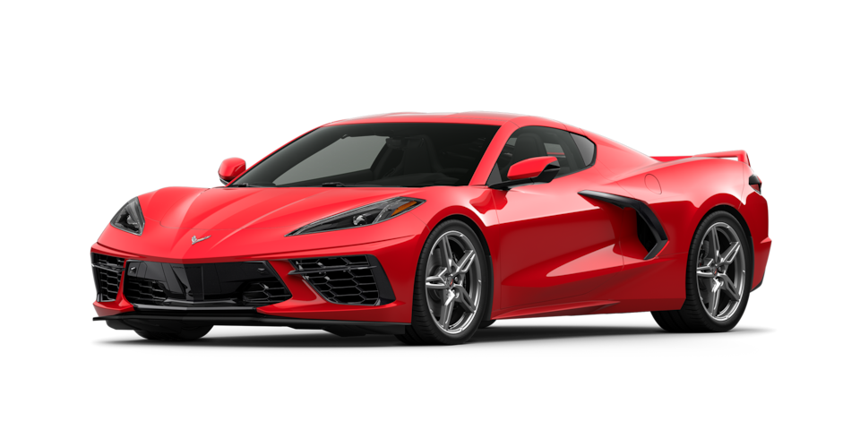 2020 Chevrolet Corvette: 3LT coupe