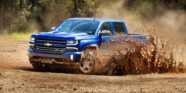 2018  Chevrolet Silverado LD in Blue