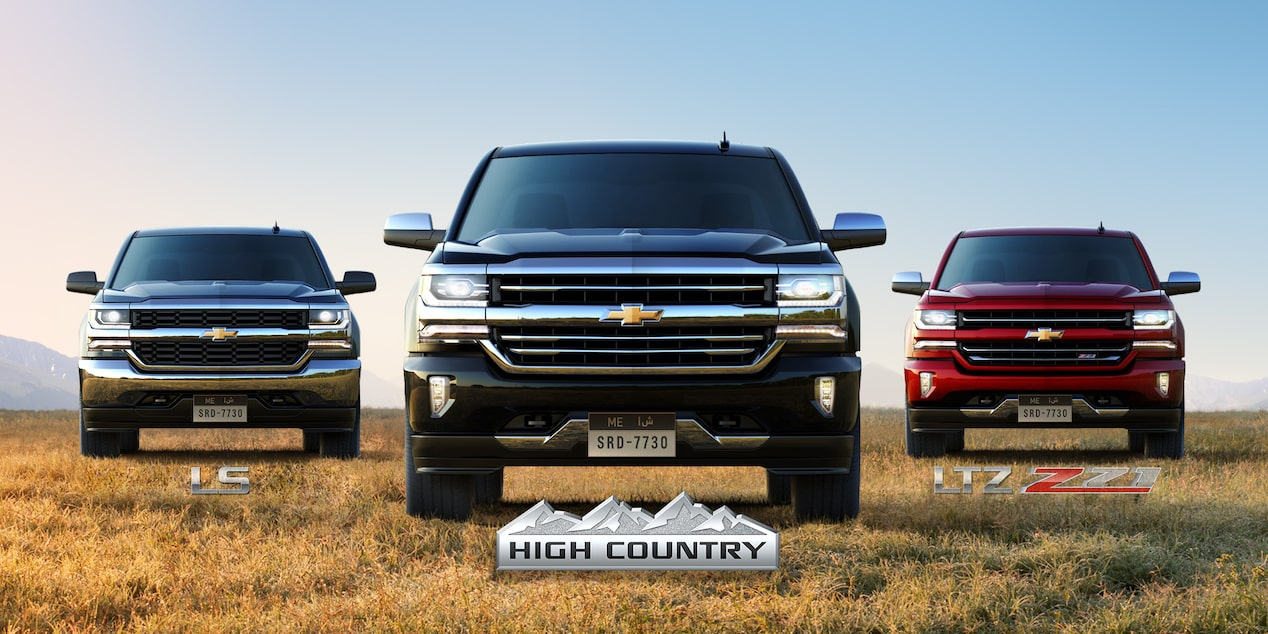 2018 Silverado High Country