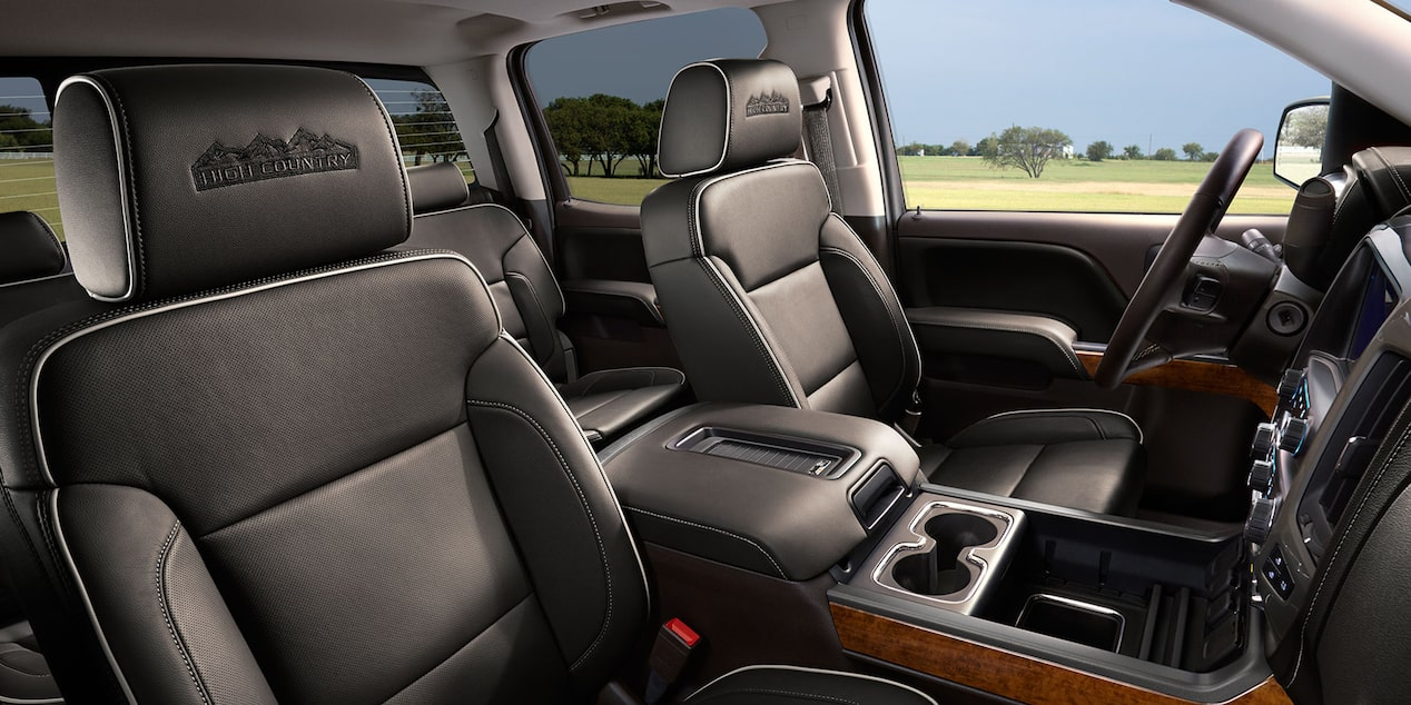 2019 Silverado HD Heavy Duty Truck Design: interior dashboard