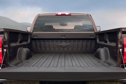 2019 Silverado HD Heavy Duty Truck Design: bedliner