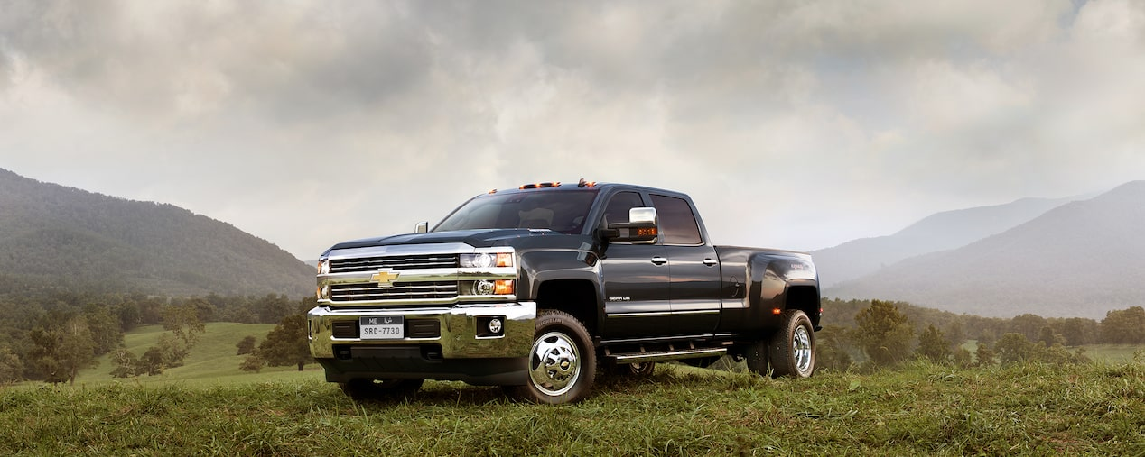 2019 Silverado HD Heavy Duty Truck