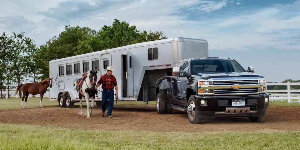 2019 Silverado HD Heavy Duty Truck Performance: trailer sway control 2