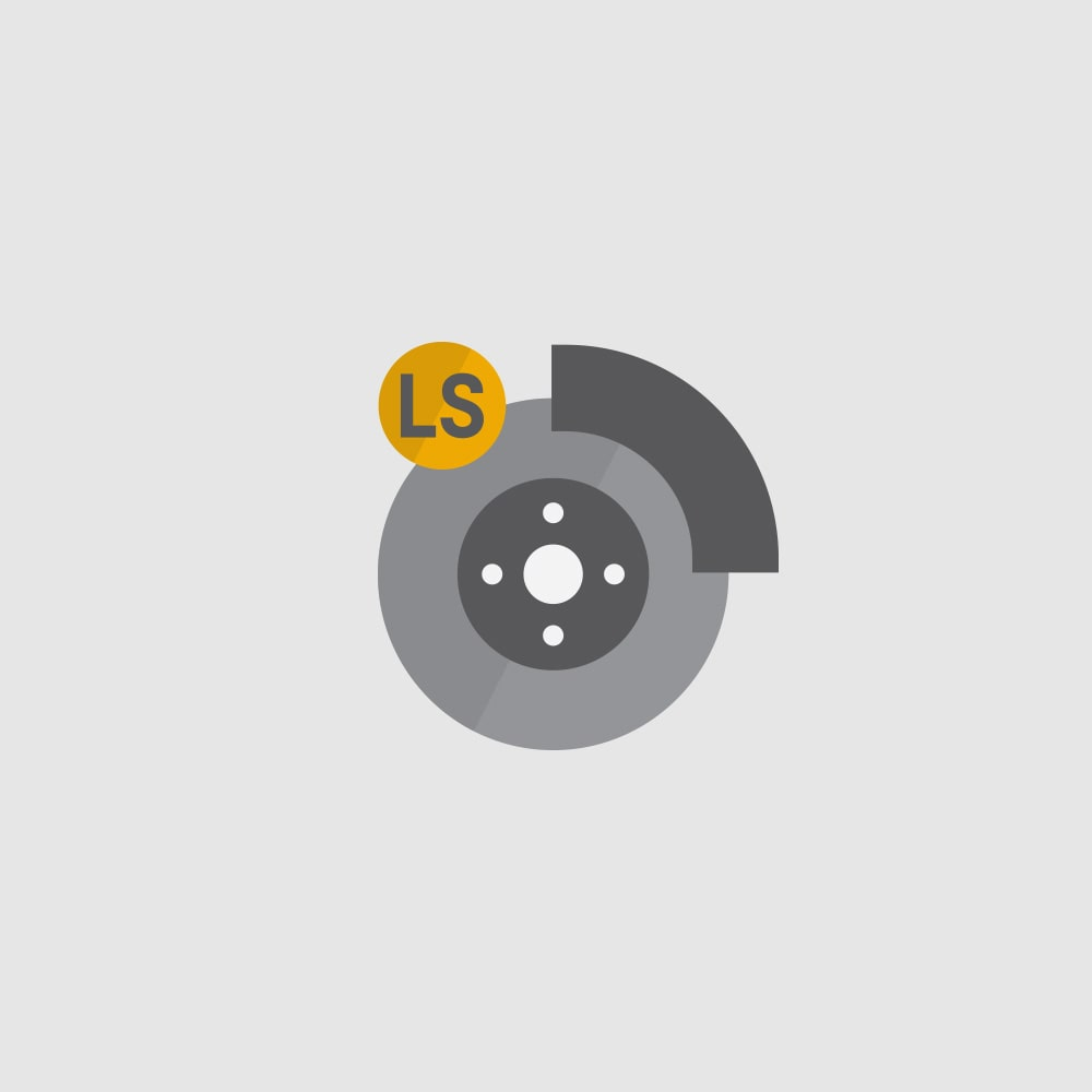 Low Speed Forward Automatic Braking Icon