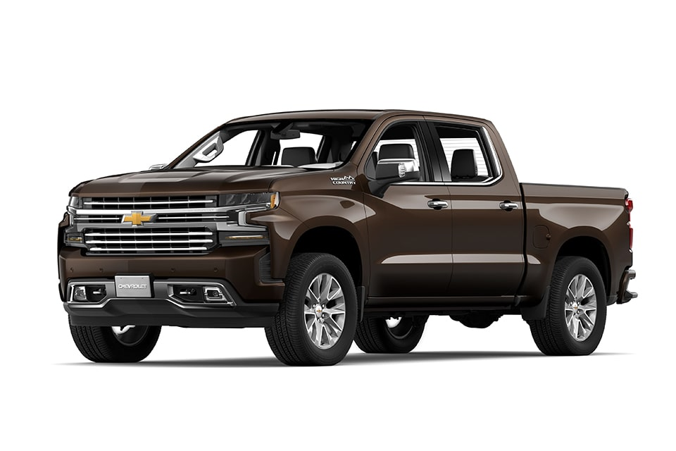 2019 Silverado 1500 Pickup Truck: High Country