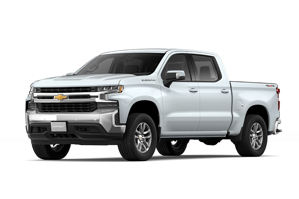 2019 Silverado LD Pick Up Truck: LT