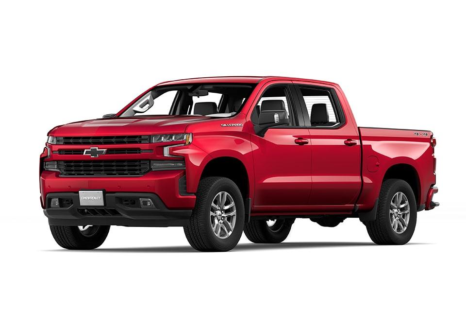 2021 Silverado LD | Full Size Pickup Truck | Chevrolet UAE