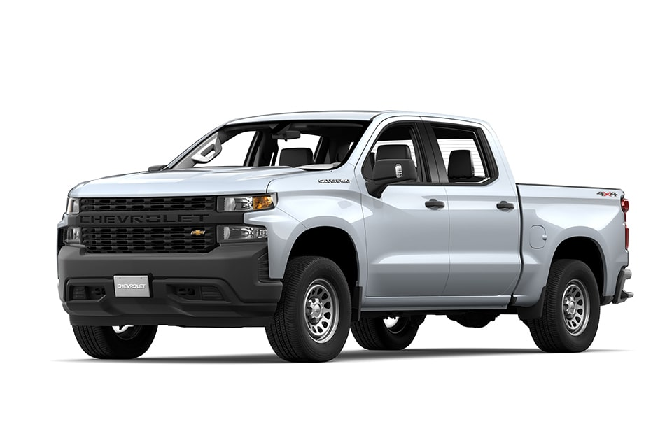 2019 Silverado LD Pick Up Truck: WT