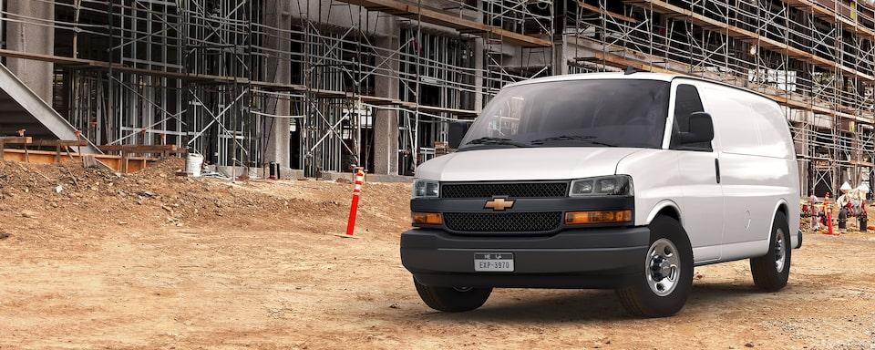 2020 Cargo Van Masthead  Middle East