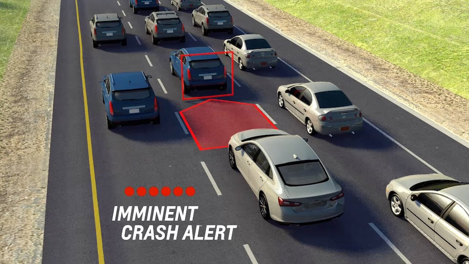 Safety: Adaptive Cruise Control