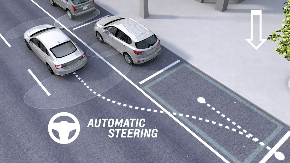 Safety: Automatic Park Assist