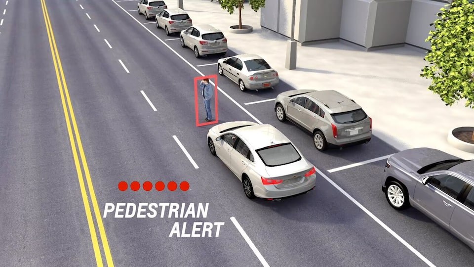 Safety: Front Pedestrian Braking