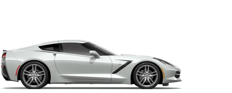 Corvette Stringray 2019